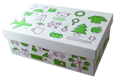 <p>「ファーストチャイルドボックス」はフィンランドで実施されているベビーケアアイテムやベビー服など、子育てに欠かせないものを配布する「母親手当」の取り組みを北海道で実現したものです。<br /> はじめて出産される方の不安が少しでもやわらぎますように、コープさっぽろからの応援の贈り物です。</p>